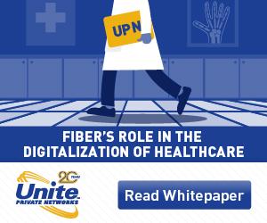 upn fiber healthcare display ad