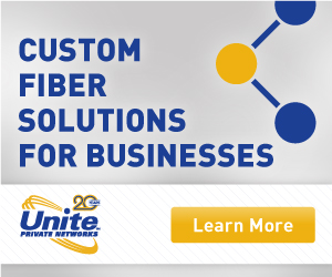 Unite Private Networks Display ad example