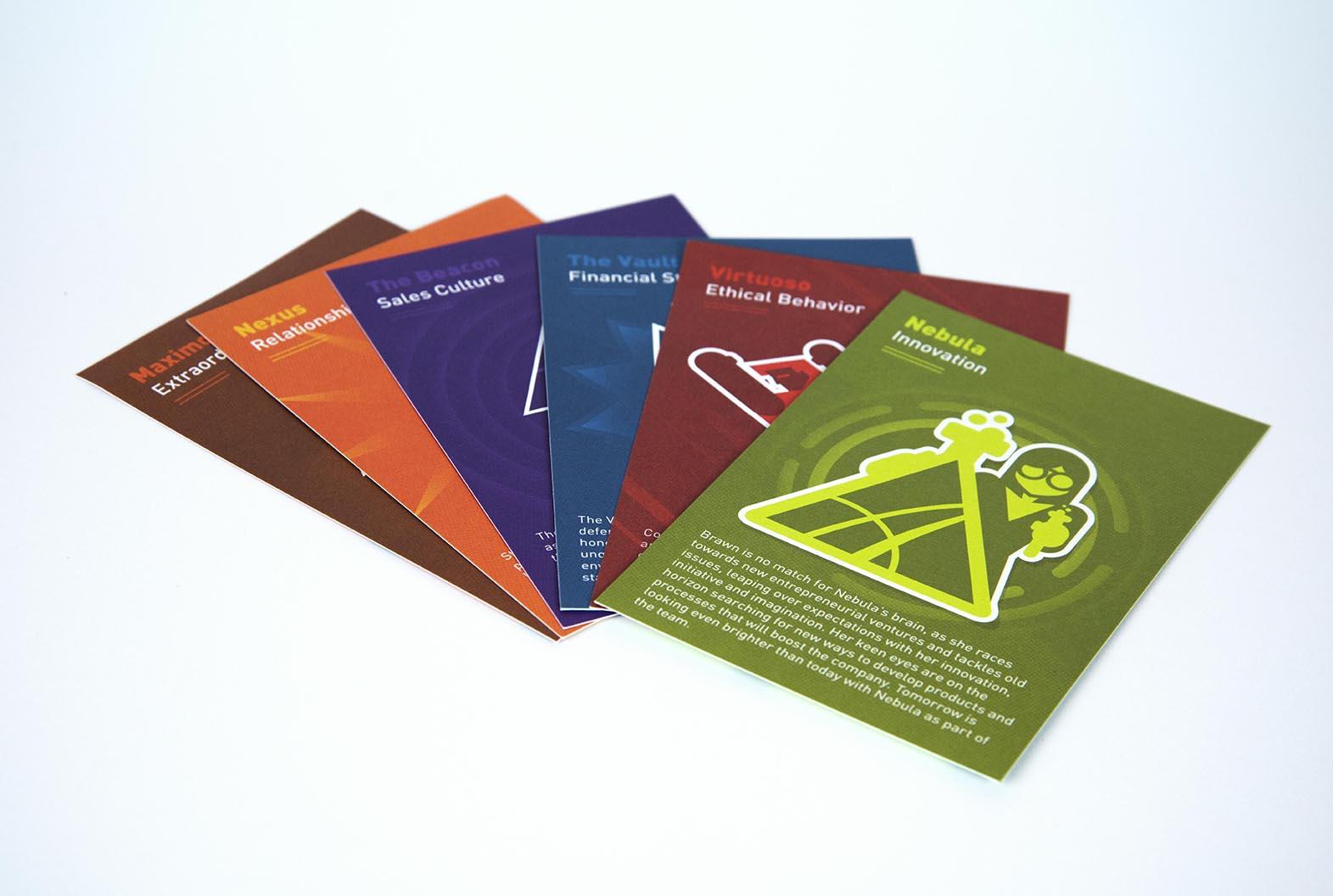 Assurity Unique Promotional Cards
